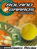Roland Garros Game for Java Mobile Phone
