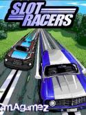 Slot Racers Game for Java Mobile Phone