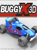 Buggy X 3D Game for Java Mobile Phone