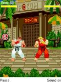 Street Fighter 1 Game for Java Mobile Phone