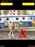 Street Fighter 2 Java Mobile Phone Game