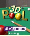 3D Pool Game for Java Mobile Phone