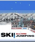 All Time Ski Jumping Game for Java Mobile Phone