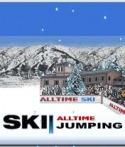 All Time Ski Jumping Java Mobile Phone Game