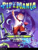 Pipe Mania Game for Java Mobile Phone