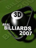 Real Billiard Game for Java Mobile Phone