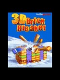 3D Break Breaker Java Mobile Phone Game