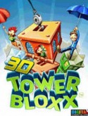 3D Tower Bloxx Java Mobile Phone Game