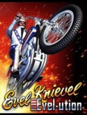 Evel Kenievel Game for Java Mobile Phone
