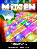 Super Mixem Game for Java Mobile Phone