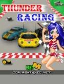 Thunder Racing Java Mobile Phone Game