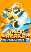 Brick Breaker Revolution Java Mobile Phone Game