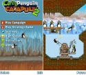 Crazy Penguin Catapult Game for Java Mobile Phone