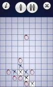 Tic Tac Toe Touch Symbian Mobile Phone Game