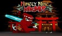 99 Ninjas Java Mobile Phone Game