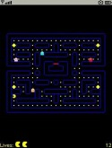 PacMan Game for Java Mobile Phone