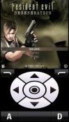 Resident Evil Degeneration Java Mobile Phone Game