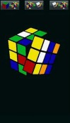 Rubik's Cube Java Mobile Phone Game