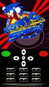 Sonic Spinball Game for Java Mobile Phone
