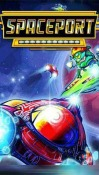 Spaceport Game Game for Java Mobile Phone