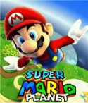 Super Mario Planet Java Mobile Phone Game