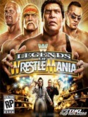 WWE Legends Of Wrestlemania Java Mobile Phone Game