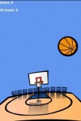 BasketballTapp Android Mobile Phone Game