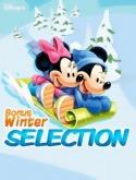 Winter Bonus Selection Game for Java Mobile Phone