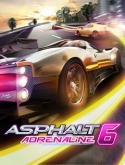 Asphalt 6 Adrenaline Java Mobile Phone Game