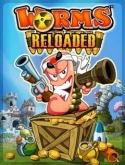 Worms Reloaded Game for Java Mobile Phone