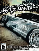 Need For Speed Most Wanted Game for Java Mobile Phone