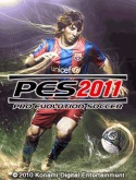 Pro Evolution Soccer 2011 Java Mobile Phone Game
