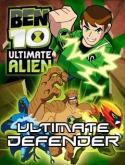 Ben 10 Ultimate Alien Ultimate Defender Java Mobile Phone Game