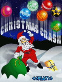 Christmas Crash Java Mobile Phone Game