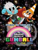 Gumball Journey to the Moon Game for Java Mobile Phone