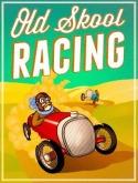 Old School Racing Java Mobile Phone Game