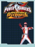 Power Rangers Operation Overdrive Game for Java Mobile Phone