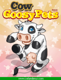 Goosy Pets Cow Java Mobile Phone Game