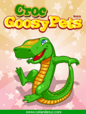 Goosy Pets Croc Java Mobile Phone Game