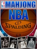 NBA Mahjong Game for Java Mobile Phone