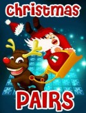 Christmas Pairs Game for Java Mobile Phone