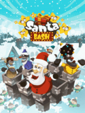 Santa Bash Game for Java Mobile Phone