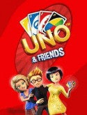 Uno & Friends Java Mobile Phone Game