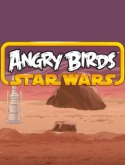 Angry Birds Star Wars Game for Java Mobile Phone