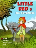 Little Red's Big Adventure Java Mobile Phone Game