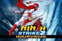 Ninja Strike 2 Dragon Warrior Game for Java Mobile Phone
