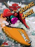 Olympic Canoe Java Mobile Phone Game