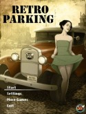 Retro Parking Java Mobile Phone Game