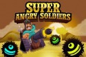 Super Angry Soldiers Java Mobile Phone Game
