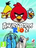 Angry Birds Rio 2 Java Mobile Phone Game